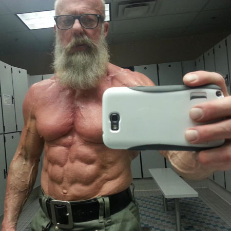 peanut butter: Popeye is real!