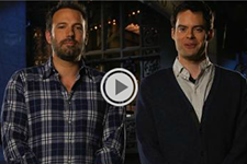Thumbnail image for Ben Affleck&#8217;s SNL Promo Video