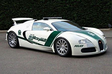 Thumbnail image for Police In Dubai Will Now Get To Drive The Bugatti Veyron
