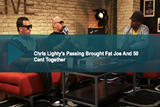 Thumbnail image for Fat Joe Talks About Putting His Differences Aside With 50 Cent