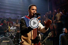 "Thumbnail image for J.Cole Performs ""Power Trip"" On Jimmy Fallon"