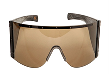 Thumbnail image for &#8216;Buffalo Horn Sunglasses&#8217; By Rick Owens
