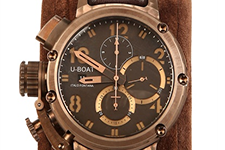 Thumbnail image for Anyone In The Market For A Vintage U-Boat Watch Worth $11,189.00?!